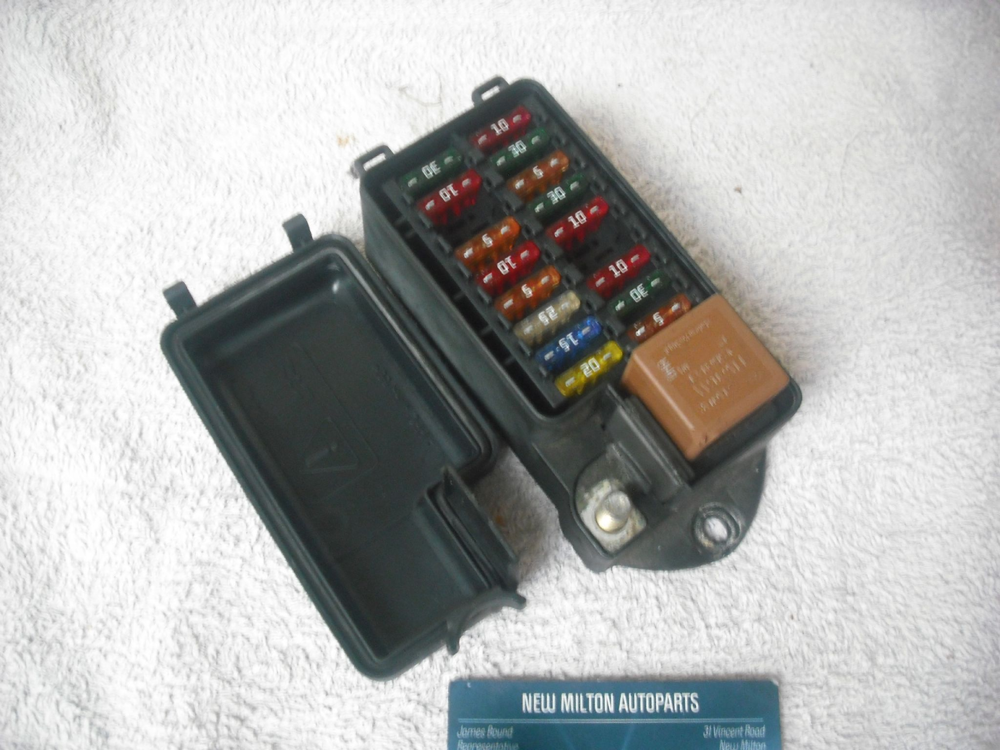 Xj8 Fuse Box - Wiring Diagram Schemas